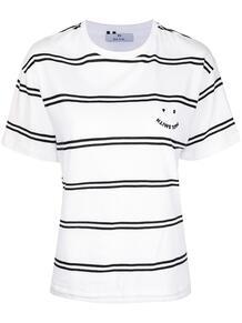 полосатая футболка из органического хлопка PS Paul Smith 163247838883
