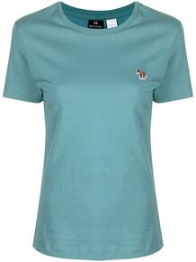 футболка в полоску с нашивкой PS Paul Smith 163268218883