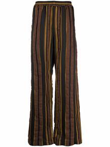 полосатые брюки широкого кроя CMMN SWDN 167513295348