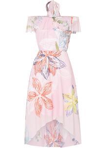 Платье с принтом bonprix 267290422
