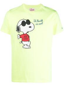футболка с принтом Snoopy MC2 SAINT BARTH 167079608876