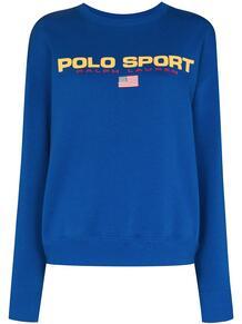 толстовка с логотипом Polo Ralph Lauren 159045858883