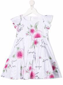 платье Summer of Love Monnalisa 1671297253