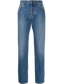 джинсы прямого кроя MSGM 144694405252