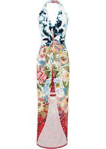 Платье с бретелью-петлёй bonprix 267181060