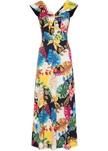 Платье с открытыми плечами bonprix 267226803