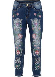 Капри джинсовые bonprix 267285774
