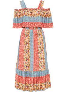 Платье с открытыми плечами bonprix 267307828