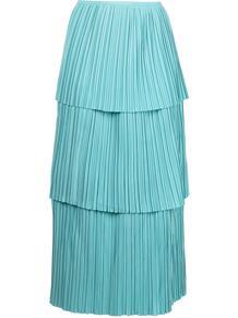 плиссированная юбка с оборками Bambah 1658596777