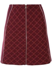трикотажная юбка на молнии BAPY BY *A BATHING APE® 1524799383