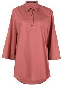 однотонная рубашка SOFIE D'HOORE 167122515154