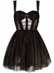 платье из тюля Elisabetta Franchi 167250065248
