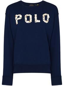 толстовка с логотипом Polo Ralph Lauren 1604745476