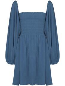 платье мини Agatha с квадратным вырезом CLOE CASSANDRO 1597661076