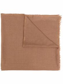шарф с необработанными краями Rick Owens 16639398636363633263