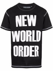 футболка New World Order UNITED STANDARD 1671656377