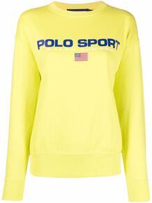 свитер с логотипом Polo Ralph Lauren 1676936777
