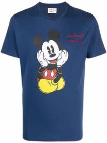 футболка с принтом Mickey Mouse MC2 SAINT BARTH 1678056276