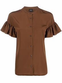 блузка с оборками на рукавах ASPESI 165329685248