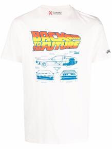 футболка с принтом MC2 SAINT BARTH 1674992783