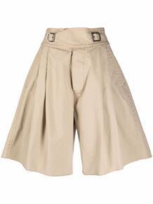 шорты с завышенной талией и складками Dsquared2 166946825248