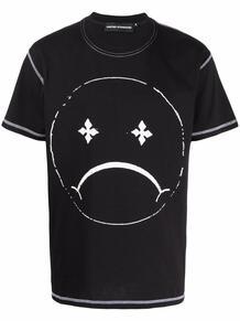 футболка Sad Smile UNITED STANDARD 1671471383