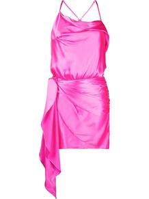 платье мини на бретелях Michelle Mason 1641701850