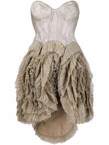 платье Renata с оборками MARIA LUCIA HOHAN 167661945154