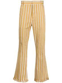 брюки bootcut Reid в полоску CMMN SWDN 167414255254