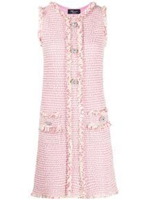 твидовое платье Blumarine 1650645283