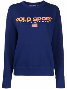 свитер с логотипом Polo Ralph Lauren 1676936683