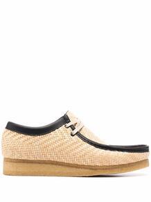 туфли Wallabees Clarks Originals 1662581556