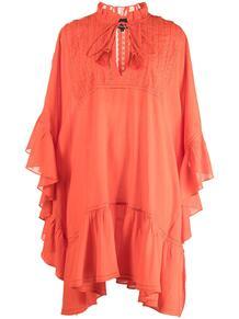 расклешенное платье мини Pippa Cynthia Rowley 1675367777