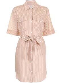 платье Amadee в полоску Equipment 162339018876