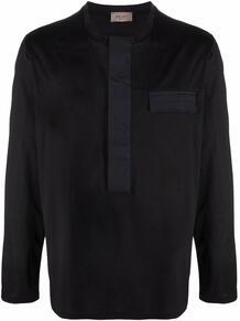 футболка с длинными рукавами и карманом LOW BRAND 1679057352