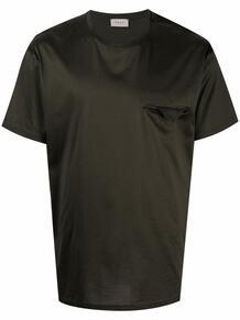 футболка с нагрудным карманом LOW BRAND 1677119653