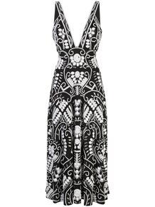 платье Brigida с глубоким декольте ALEXIS 1499722483