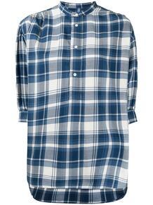 блузка Dian в клетку Polo Ralph Lauren 167268968883