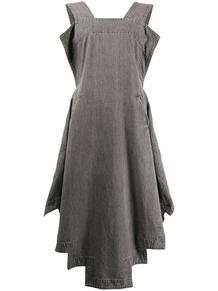 платье-сарафан с драпировкой Y3 1678306450