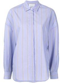 полосатая рубашка на пуговицах 3.1 PHILLIP LIM 1629811052