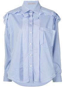 рубашка в полоску PALMER//HARDING 168016174950