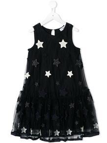 платье с вышивкой Monnalisa 1435961052