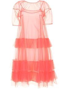 платье из тюля с оборками Molly Goddard 167001444948