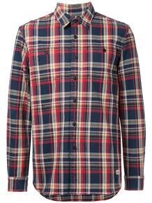 клетчатая рубашка Kent & Curwen 1218289177