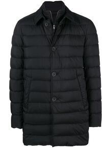 двухслойное пальто HERNO 129734025354