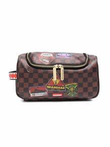 сумка Travel с нашивками sprayground kid 16771739636363633263