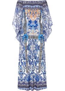 Платье с открытыми плечами bonprix 267349936