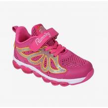 Кроссовки для девочки Kapika со светодиодами, фуксия MOTHERCARE 649192