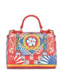 сумка с принтом Carretto Dolce & Gabbana Kids 16532745791101013283