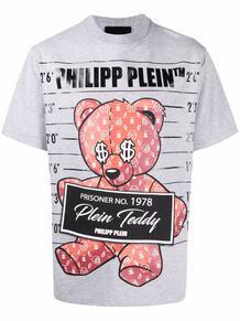футболка Teddy Bear PHILIPP PLEIN 1661255077